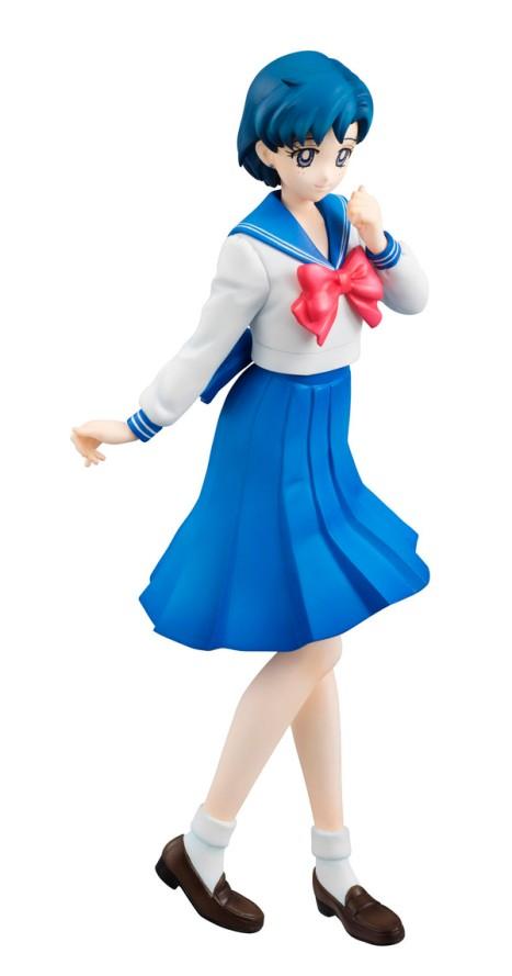 Mizuno Ami - Bishoujo Senshi Sailor Moon - Sekai Seifuku Sakusen - 110 Pre-Painted Figure 4