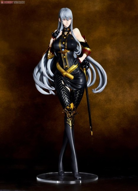 Selvaria Bles - Senjou no Valkyria Gallian Chronicles - Dwell - 17 Pre-Painted Figure 2