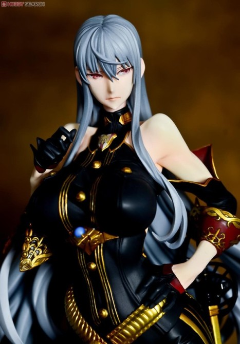 Selvaria Bles - Senjou no Valkyria Gallian Chronicles - Dwell - 17 Pre-Painted Figure 4