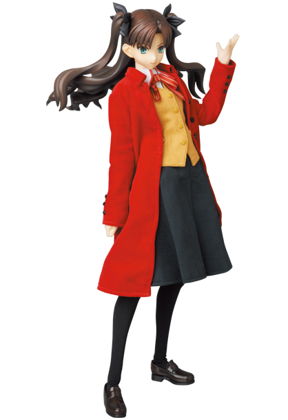 Tohsaka Rin - FateStay Night - RAH #692 - 16 Pre-Painted Action Figure 2