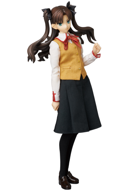 Tohsaka Rin - FateStay Night - RAH #692 - 16 Pre-Painted Action Figure 4