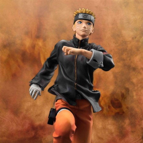 Uzumaki Naruto  - Gekijouban Naruto The Last - G.E.M. - 18 Pre-Painted Figure 2