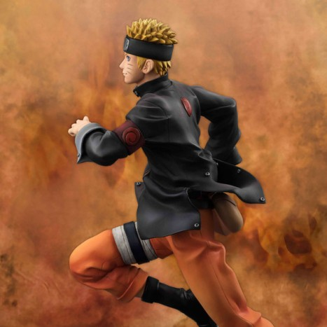 Uzumaki Naruto  - Gekijouban Naruto The Last - G.E.M. - 18 Pre-Painted Figure 4