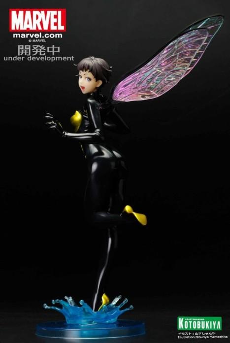 Avengers - Wasp - Bishoujo Statue - Marvel x Bishoujo - 17 (Kotobukiya) Figure 2