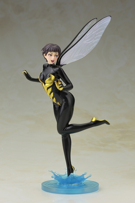 Avengers - Wasp - Bishoujo Statue - Marvel x Bishoujo - 17 (Kotobukiya) Figure 4