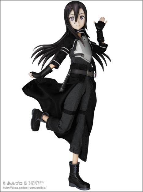 Sword Art Online II - Kirito - Real Action Heroes #700 - 16 - GGO ver. (Medicom Toy) Figure 2
