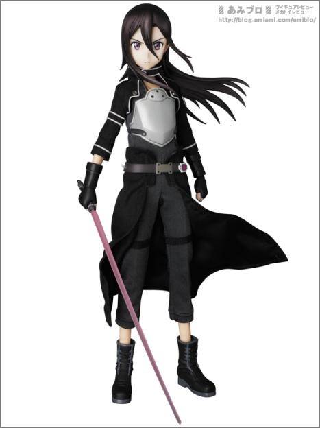 Sword Art Online II - Kirito - Real Action Heroes #700 - 16 - GGO ver. (Medicom Toy) Figure 4