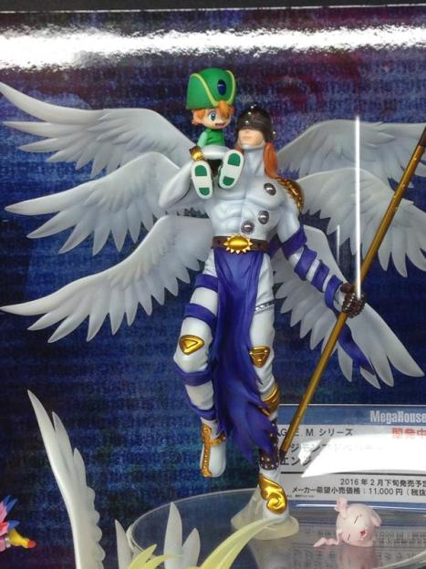 Digimon Adventure - Angemon - Takaishi Takeru - G.E.M. (MegaHouse)