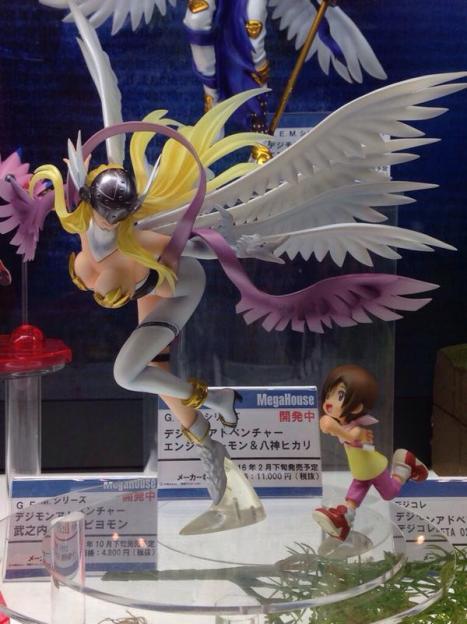 Digimon Adventure - Angewomon - Yagami Hikari - G.E.M. (MegaHouse)
