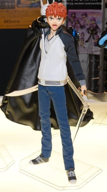 FateStay Night Unlimited Blade Works - Emiya Shirou - Real Action Heroes (Medicom Toy)