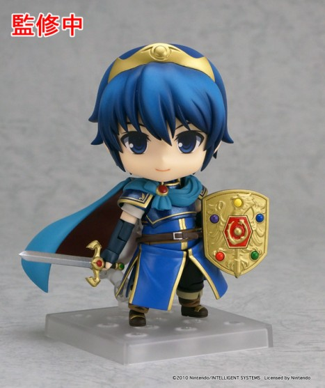 Fire Emblem Shin Monshou no Nazo ~Hikari to Kage no Eiyuu~ - Marth - Nendoroid (Good Smile Company)