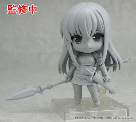 Fire Emblem Shin Monshou no Nazo ~Hikari to Kage no Eiyuu~ Nendoroid (Good Smile Company)