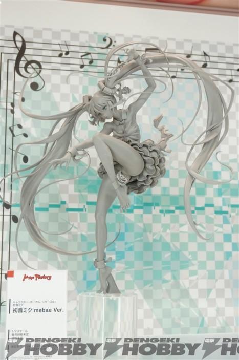 Hatsune Miku Vocaloid Mebae Ver. (Max Factory)