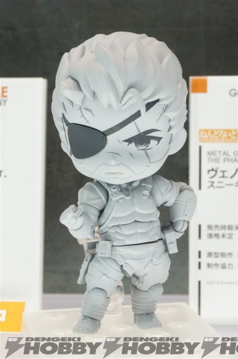 Metal Gear Solid V The Phantom Pain - Naked Snake - Nendoroid - (Good Smile Company)