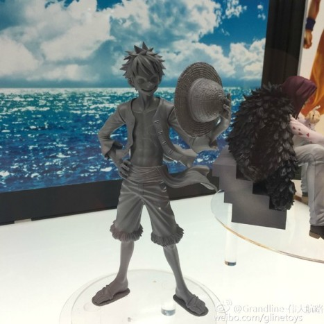 One Piece - Monkey D. Luffy - Excellent Model - Portrait Of Pirates ver. 2 (MegaHouse)