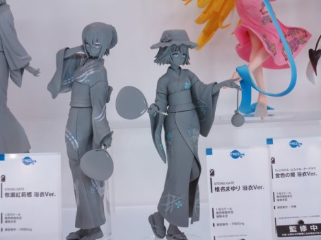 Steins;Gate - Shiina Mayuri and Makise Kurisu - 18 - Yukata ver. (FREEing)