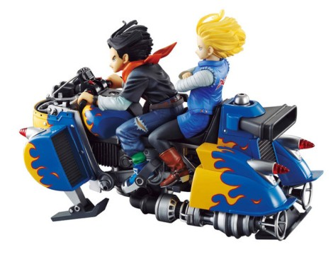 Android 18 and 17 - Dragon Ball Z - Desktop Real McCoy 04 Figure 4