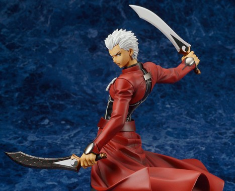 Archer - FateStay Night Unlimited Blade Works - ALTAiR Figure 5