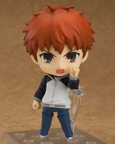 Emiya Shirou - FateStay Night Unlimited Blade Works - Nendoroid Figure 2