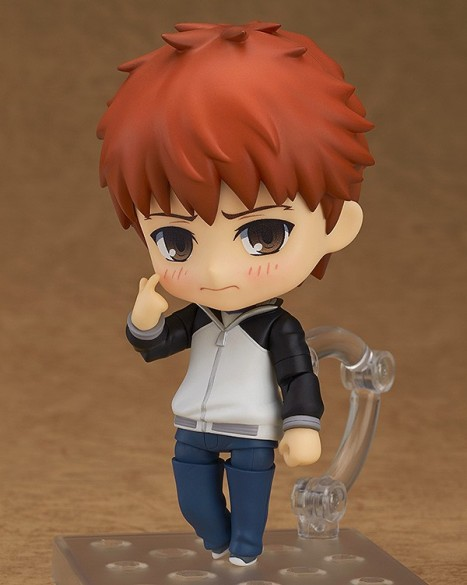 Emiya Shirou - FateStay Night Unlimited Blade Works - Nendoroid Figure 3