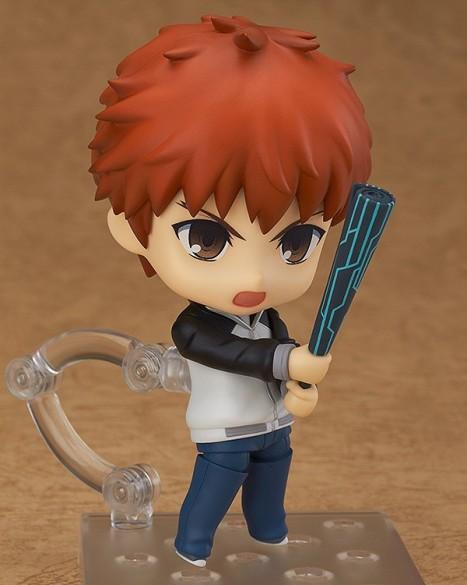 Emiya Shirou - FateStay Night Unlimited Blade Works - Nendoroid Figure 4