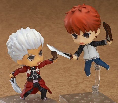Emiya Shirou - FateStay Night Unlimited Blade Works - Nendoroid Figure 5