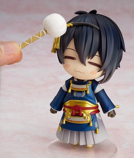 Mikazuki Munechika - Touken Ranbu - Online -  Nendoroid Figure 4