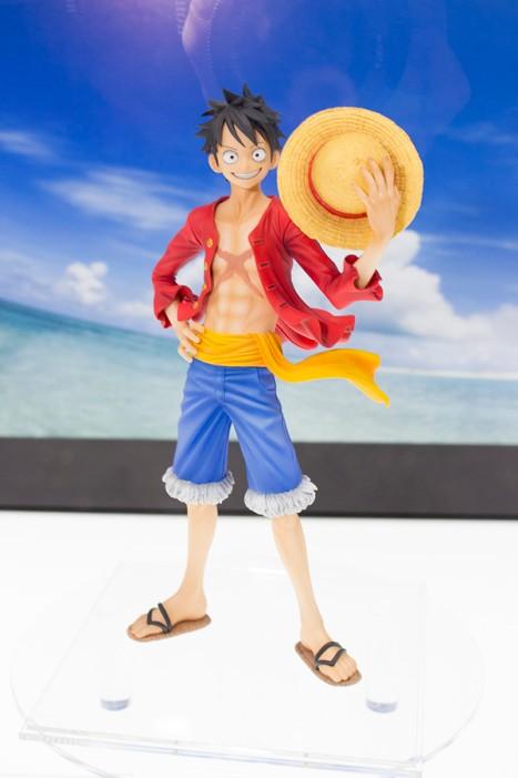 One Piece - Monkey D. Luffy - Excellent Model - Portrait Of Pirates (MegHouse)