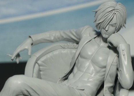One Piece - Sanji - Portrait Of Pirates Limited Edition (MegaHouse)
