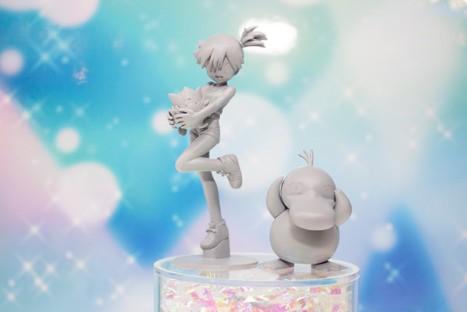 Pocket Monsters - Kasumi - Koduck - Togepii - G.E.M. (MegaHouse)