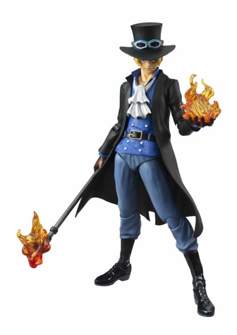 Sabo - One Piece - Variable Action Heroes Action Figure 3