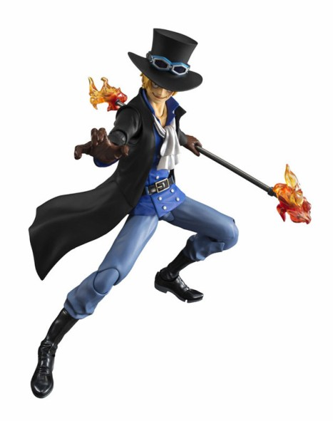 Sabo - One Piece - Variable Action Heroes Action Figure 5