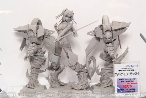 Sword & Wizards ~The Emperor of Sword & Seven Lady Knight~ - (Amakumi, Hobby Japan)