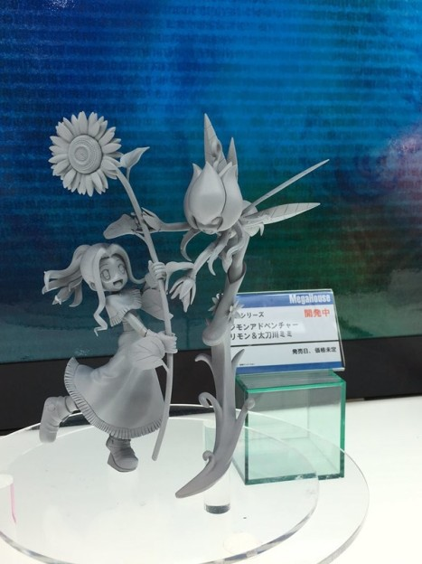 Digimon Adventure - Lilimon - Tachikawa Mimi - G.E.M. (MegaHouse)