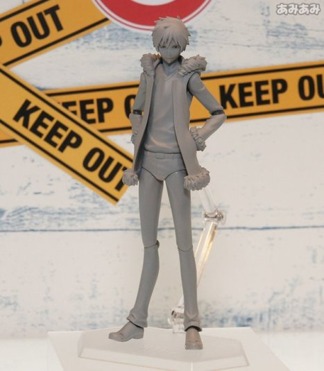 Durarara!!x2 - Orihara Izaya - Figma (Orange Rouge)