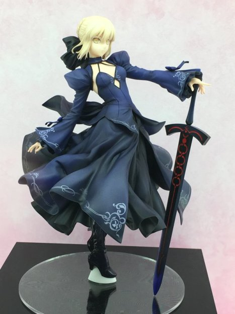 FateHollow Ataraxia - Saber Alter - 17 - Dress ver. (Alter)