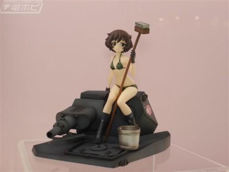 Girls und Panzer - Akiyama Yukari (Flare)
