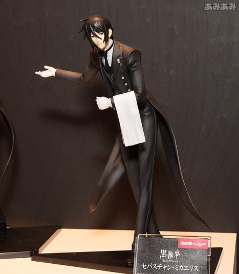 Kuroshitsuji ~Book of Circus~ - Sebastian Michaelis - Mens Hdge (Union Creative)