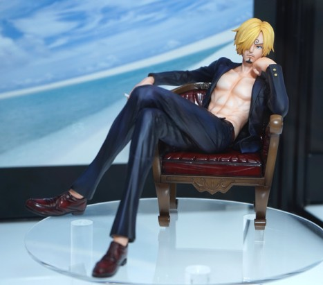 One Piece - Sanji - Excellent Model - Portrait Of Pirates Limited Edition (MegaHouse)