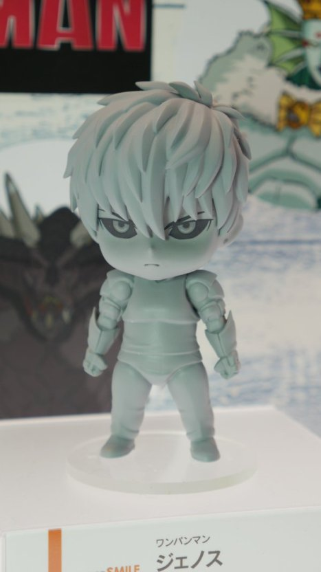 One Punch Man - Genos - Nendoroid (Good Smile Company)