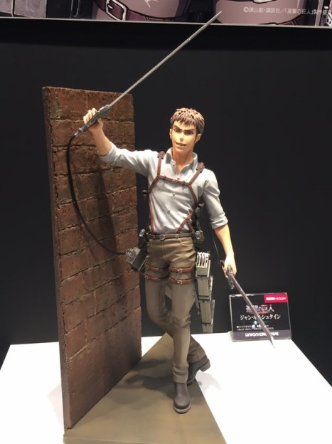Shingeki no Kyojin - Jean Kirstein (Union Creative International Ltd)