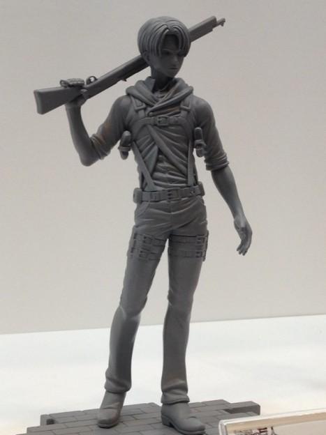 Shingeki no Kyojin - Levi - BRAVE-ACT (Sentinel)