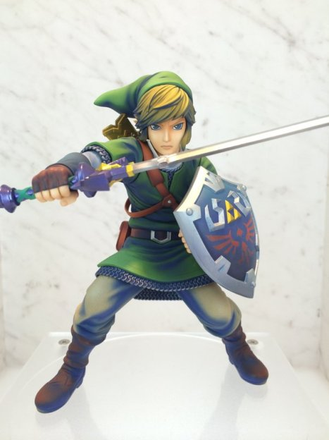 Zelda no Densetsu Skyward Sword - Link - 17 (Good Smile Company, Max Factory)