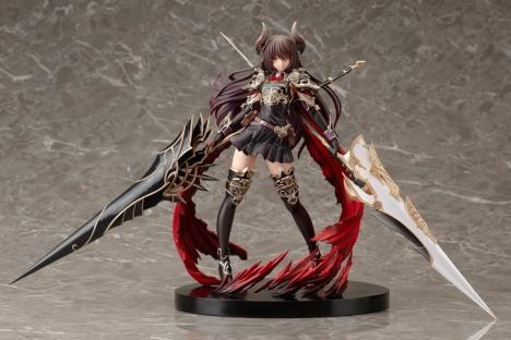 Dark Dragoon Forte - Shingeki no Bahamut - 18 Figure 2