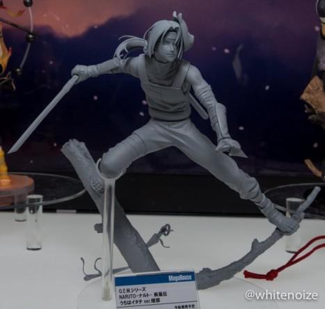 Naruto Shippuuden - Uchiha Itachi - G.E.M. - Anbu ver. (MegaHouse)