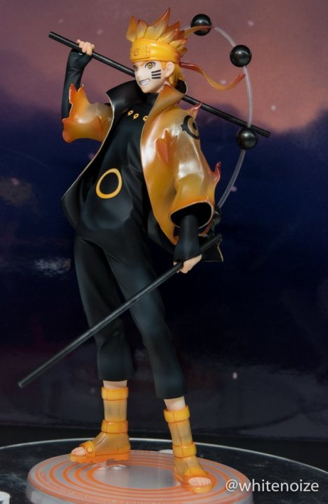 Naruto Shippuuden - Uzumaki Naruto - G.E.M. - 18 - Rikudou Sennin Mode (MegaHouse)