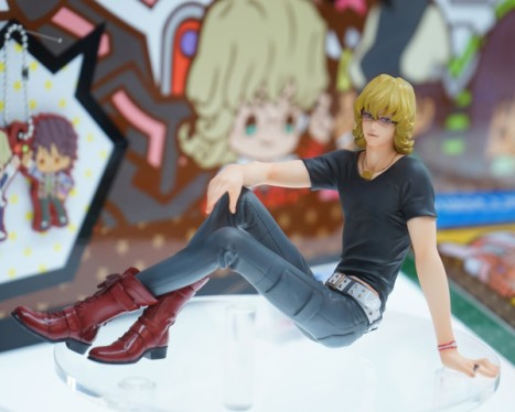 Tiger & Bunny - Barnaby Brooks Jr. - Palmate - Palmate Extra (MegaHouse)