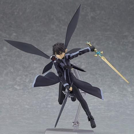 Sword Art Online II - Kirito - Figma 289 - ALO ver. (Max Factory) 3